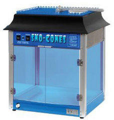 Sno Cone Machine Includes 100 svgs without cart