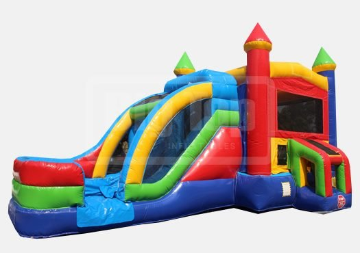 Castle XL Dual Lane Bounce and Slide