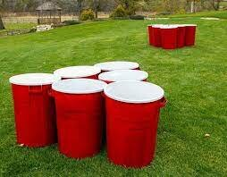 Giant Back Yard Pong
