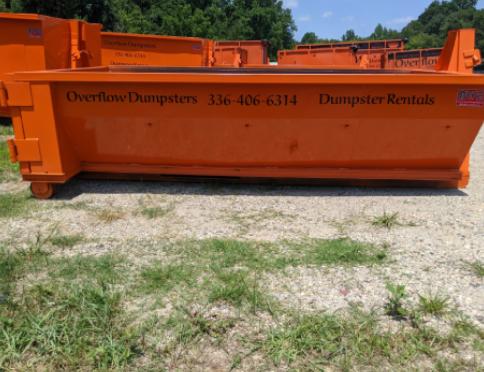 Dumpster rental Clemmons