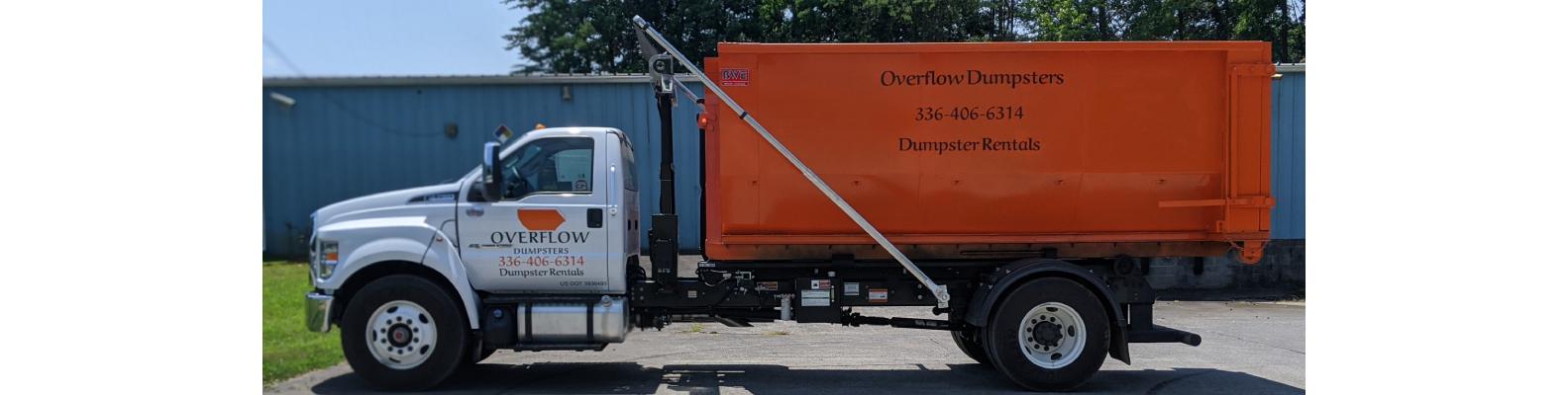 Dumpster Rental Lewisville, NC