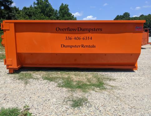 Kernersville dumpster rentals