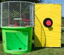 Dunk Tank 500 Gallons with Window