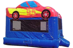 Race Car X-Large Bounce House