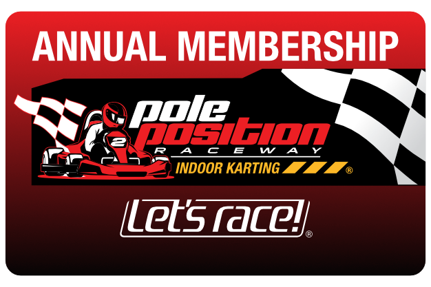 2 Race Annual Membership