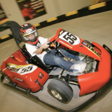 Kids electric go karts