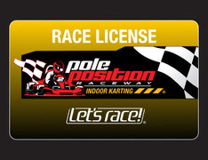 Annual Race License