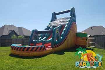 water slide rental katy tx