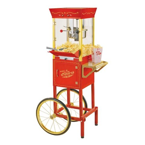 Vintage Cart for Popcorn Machine - cart only machine not inlcuded