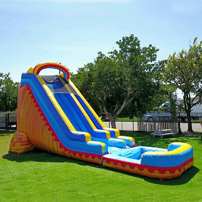 Party Package Turbo Blaze Water Slide