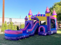 Party Package 3 Bounce House with Slide