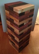 Giant Tumbling Timbers (Stained Set)
