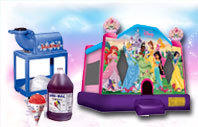 Disney Princess Sno Cone Package