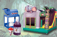 Jungle Adventure Sno Cone Package