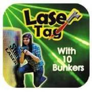 Laser Tag with 10 Bunkers