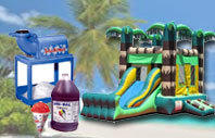 Tropical Combo Sno Cone Package