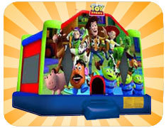 Toy Story Bounce