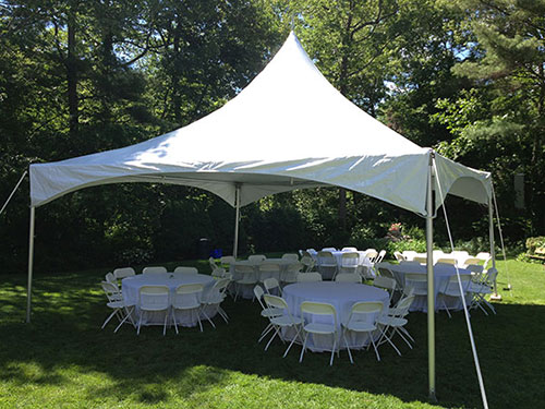 Tent Tables and Chairs Rentals