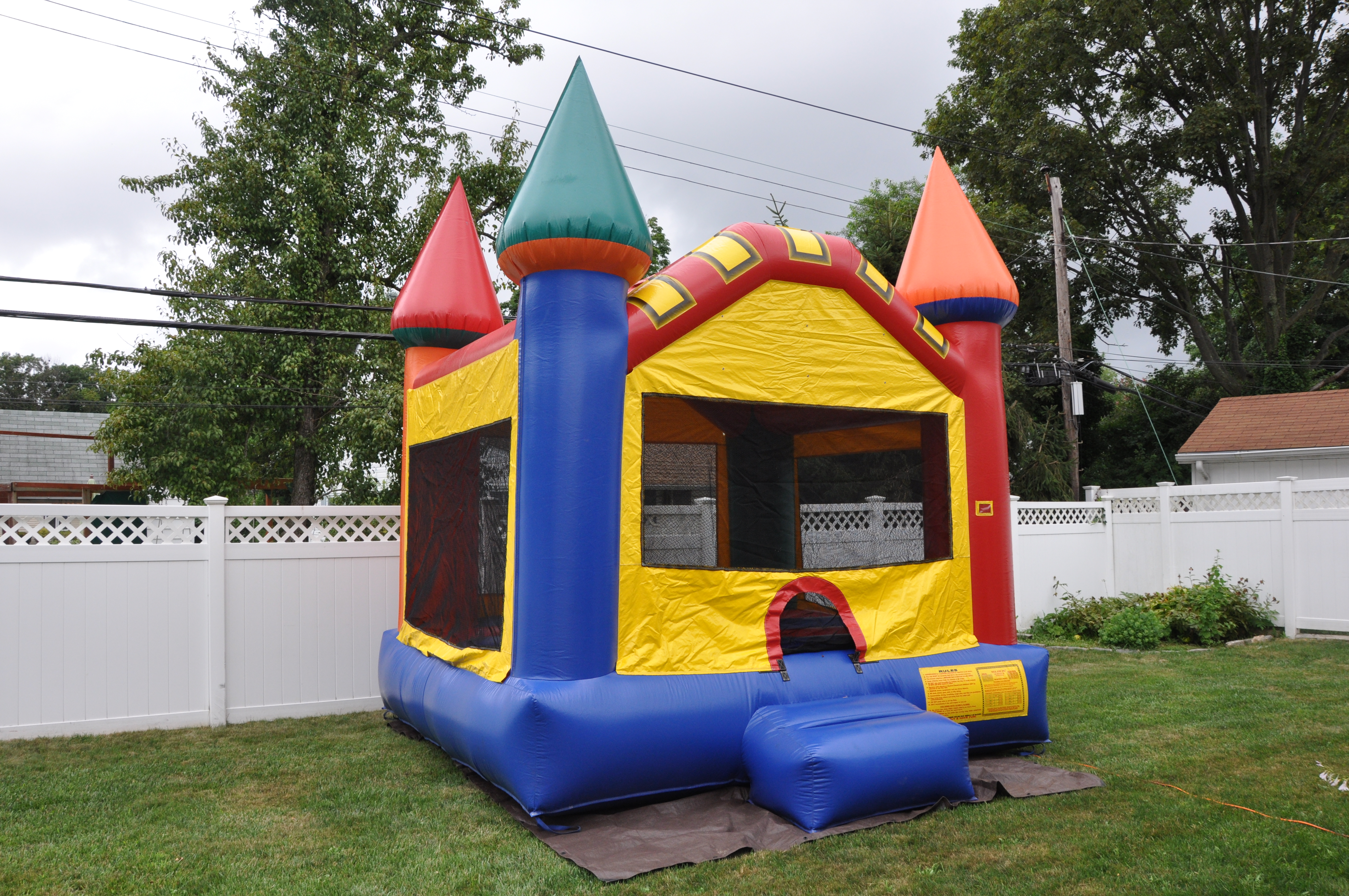 East Northport Bounce House Rentals
