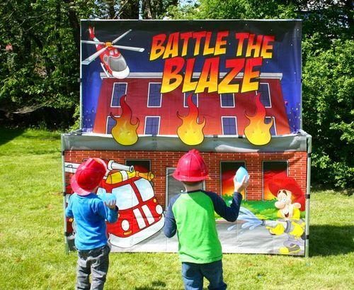 Battle the Blaze Game