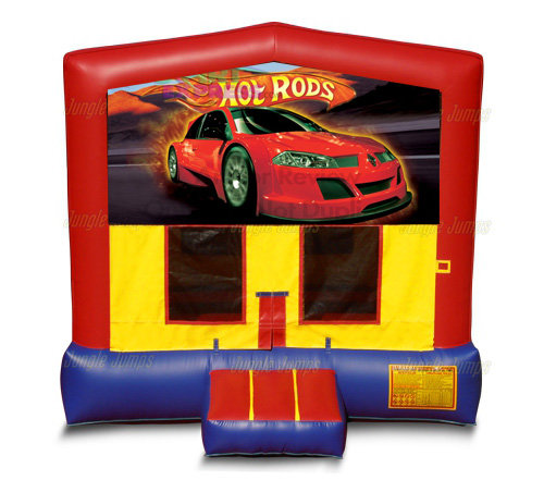 Hot Rods Bounce House
