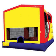 4in1 Combo Bounce House Wet