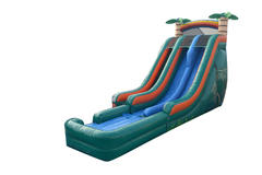 22ft Tropical Dry Slide