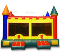 Double Bounce House