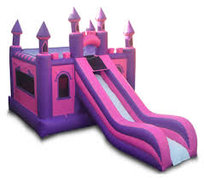 Princess Bounce House Combo