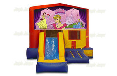 Princess II Bounce House Combo
