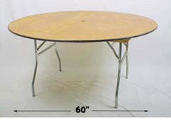 60inches Round Tables