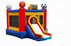 Sports Bounce House Combo