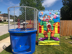 Clown Dunk Tank