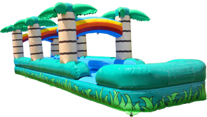 Tropical Slip-n-Slide
