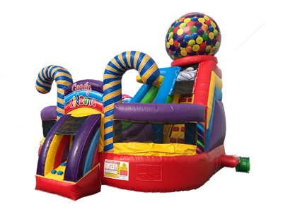 Backyard Party Package / Candyland