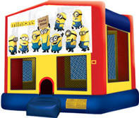 Minions Bouncer