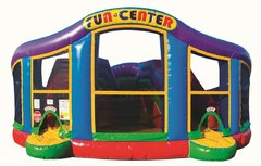 Fun Center Obstacle Course
