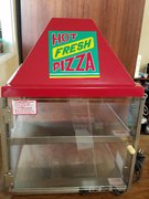 Commercial Pizza Warmer