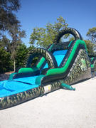 Boot Camp Slide  w/pool *****SPECIAL*****   (Slide Only)