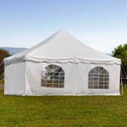 Cathedral Window  Side walls for High peak tents only