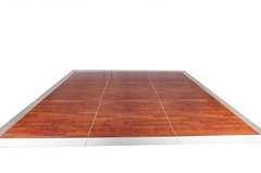 Cherry Wood Dance Floor