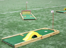 Portable Mini Golf