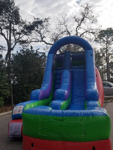 Screamer Water Slide