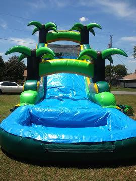 Tropical blast  w/pool *****SPECIAL***** (Slide Only)