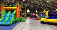 Deluxe Bounce House Rental