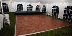 Staging & Dance Floor Rental