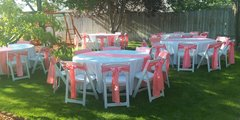 Linen & Tablecloth Rental