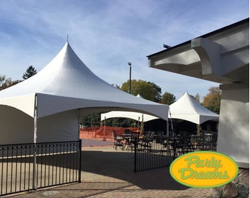 Tents and Canopy Rentals