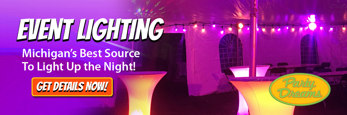 Michigan Lighting Rentals