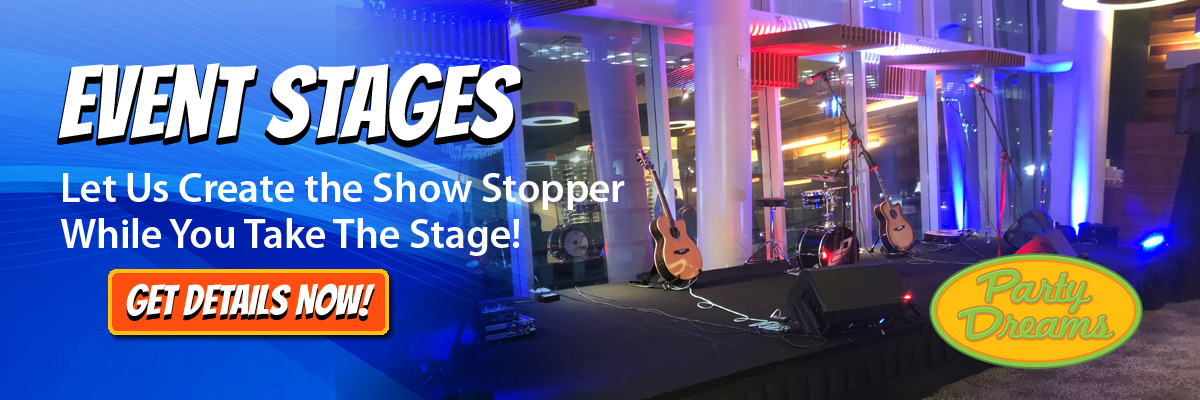 Michigan Stage Rentals